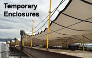 Temporary Enclosures